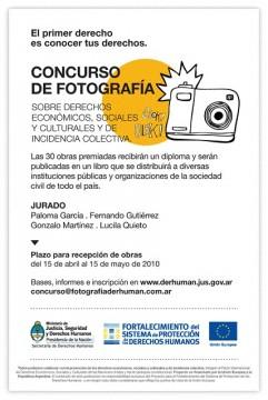 Concurso de Fotografías